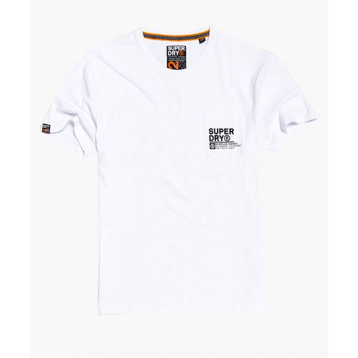 Image for SuperdrySURPLUS GOODS BOX FIT TEE