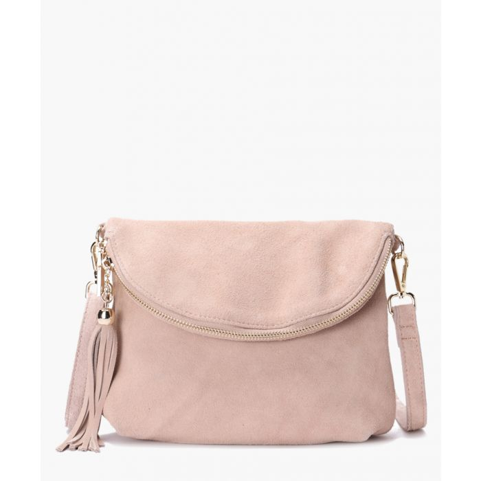 Image for Stone leather crossbody