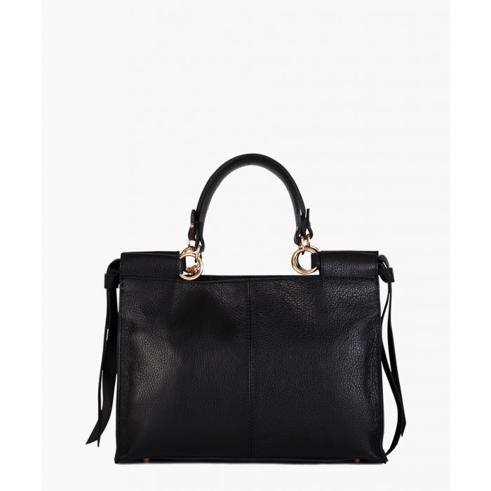 Image for Serena black shoulder bag