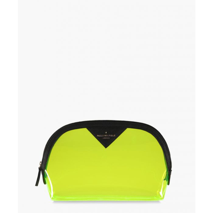 Image for Marcelle The Belmond Collection yellow clutch