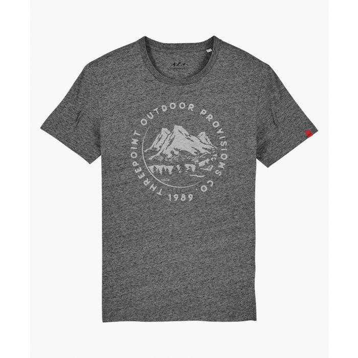 Image for Mountain Range grey shirt