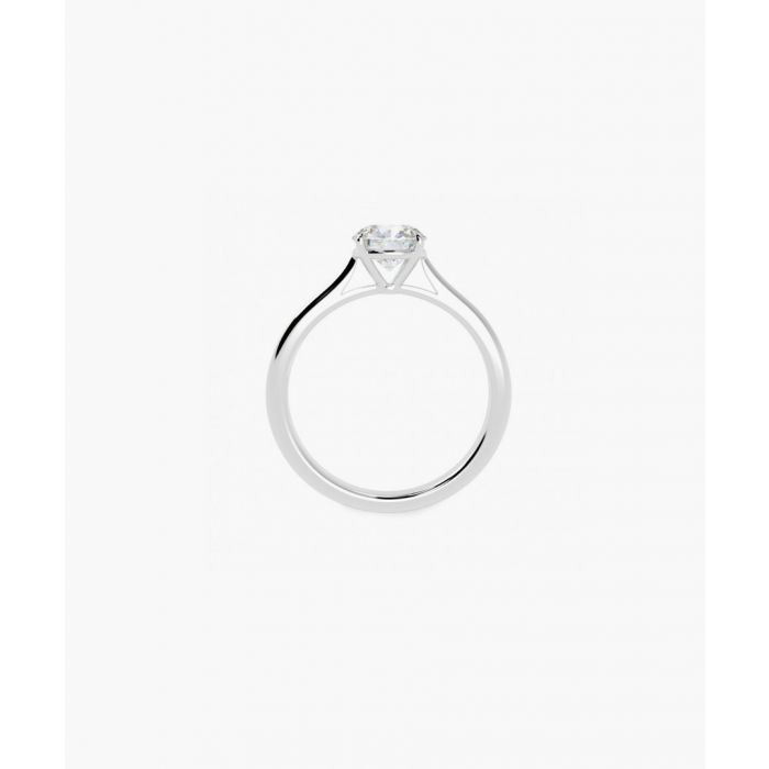 Image for 1.00ct platinum ring