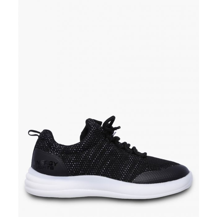 Image for Flex Advantage 3.0 navy lace-up trainers
