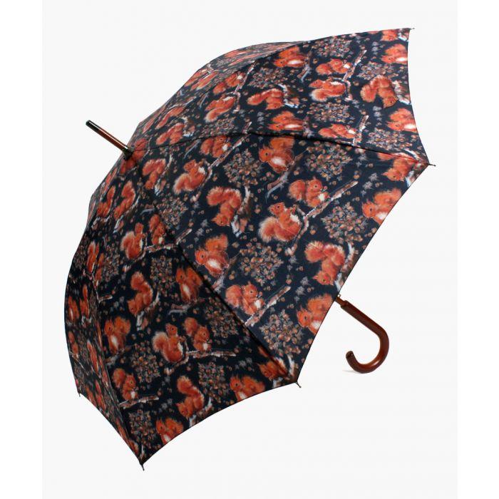 Image for Red squirrel printed umbrella