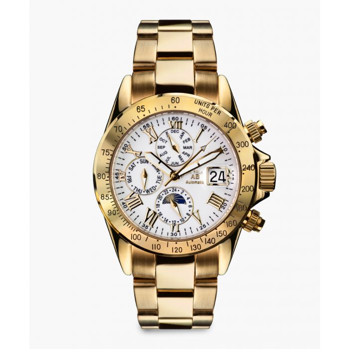 Image for Le Capitaine gold-tone watch