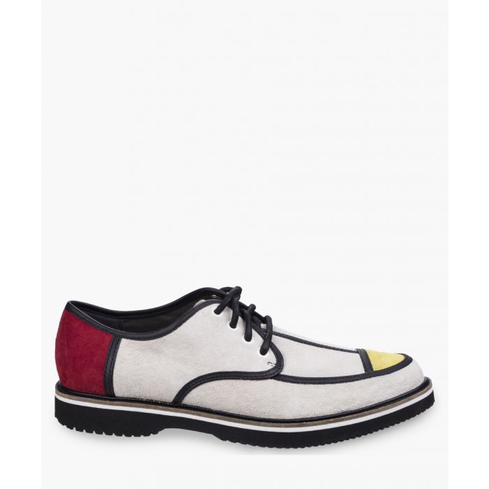 Image for Mens multi-coloured Oxford shoes