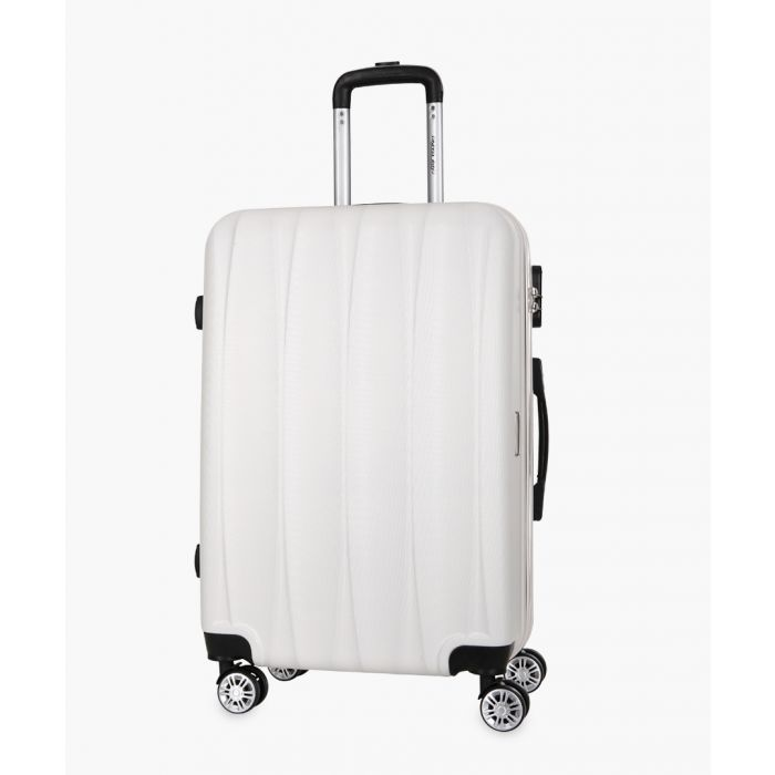 Image for Eastend beige cabin suitcase