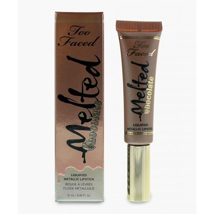 Image for Chocolate diamonds melted chocolate metallic lipstick