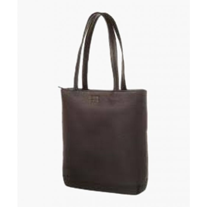 Image for Leather tote bag
