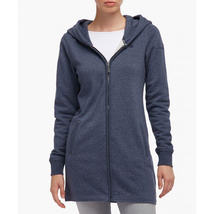Image for Marine melange jacket