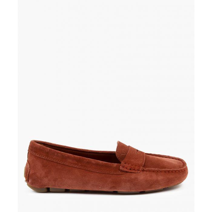 Image for Orange loafers