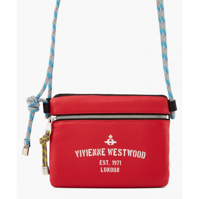 Image for Hilary red crossbody