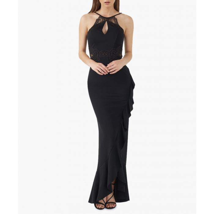 Image for Black maxi dress