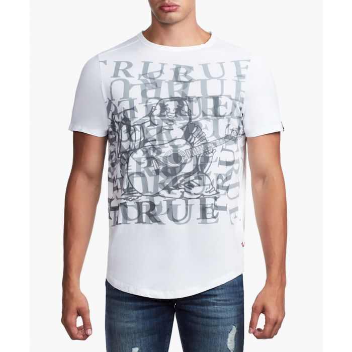 Image for True Religion WHITE T-Shirts