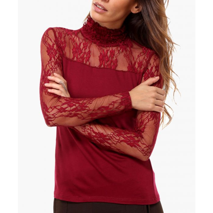 Image for Bordo silk blend T Shirt