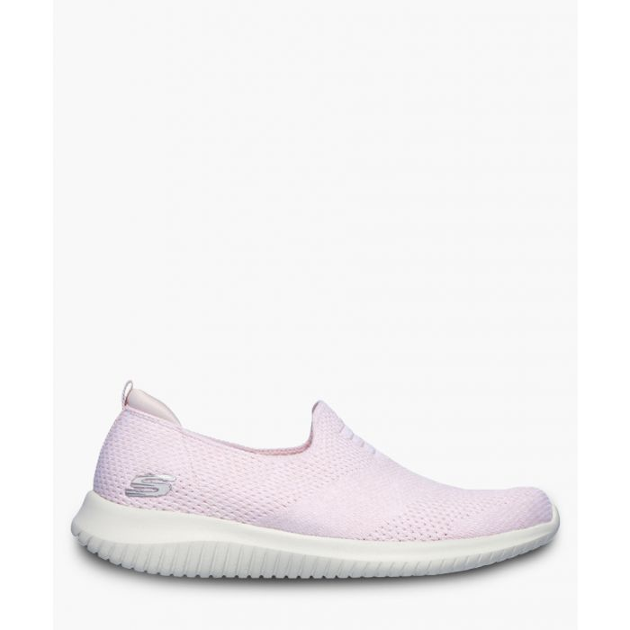 Image for Ultra Flex pink memory foam trainers