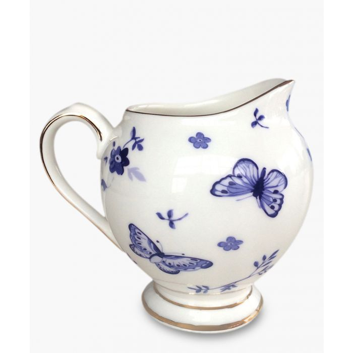 Image for Miss Peacock butterfly milk jug