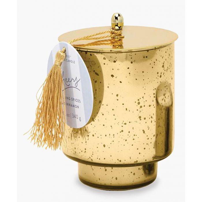 Image for Tinsel 10oz Candle - Mulling Spices & Cinnamon