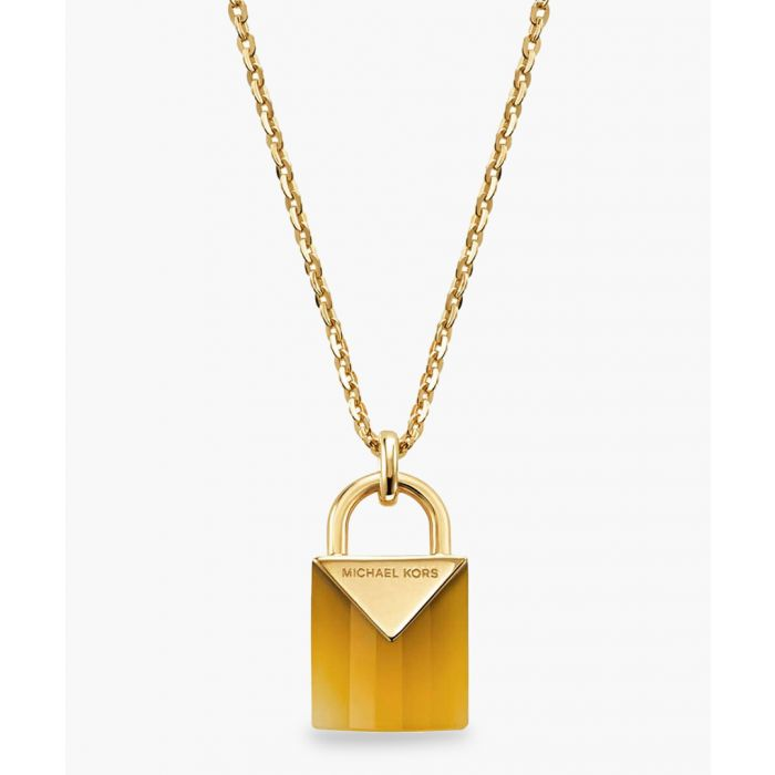 Image for Gold-plated necklace