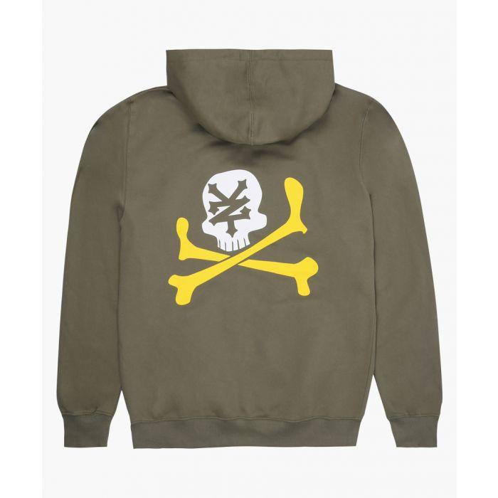 Image for Dark olive hoodie hoodie