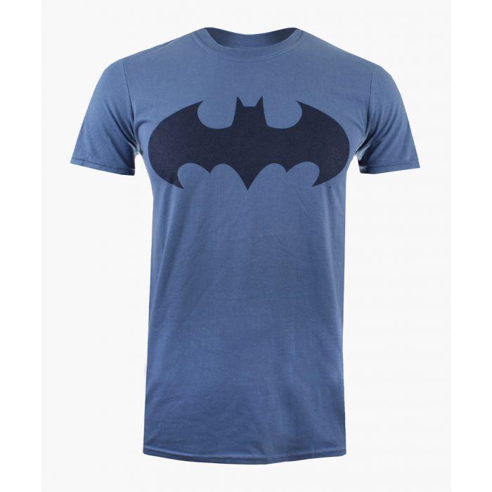 Image for Batman indigo blue cotton T-shirt