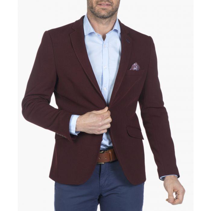 Image for Bordeaux blazer