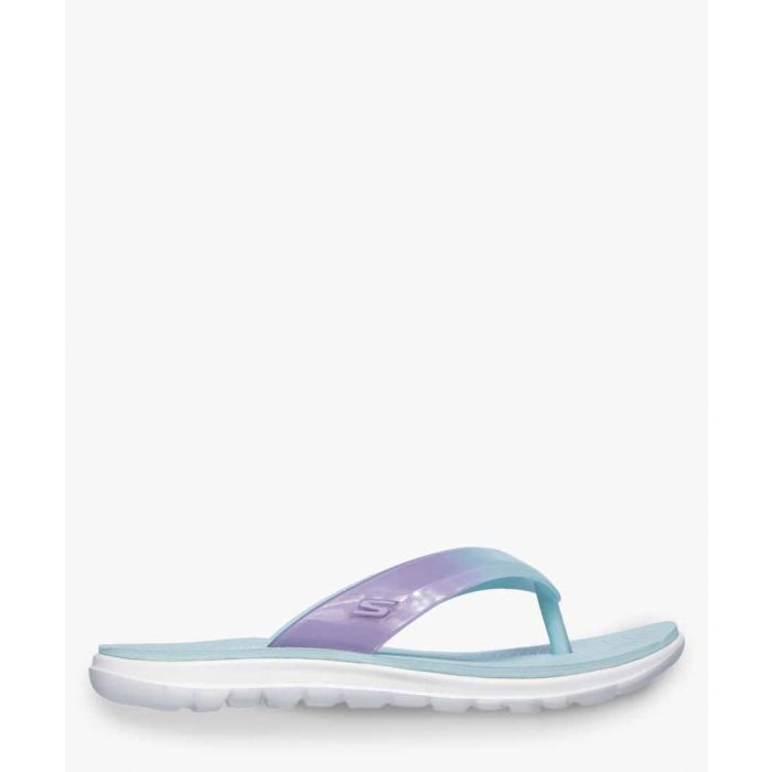 Image for Nextwave Ultra Jelly turquoise and pink sandals