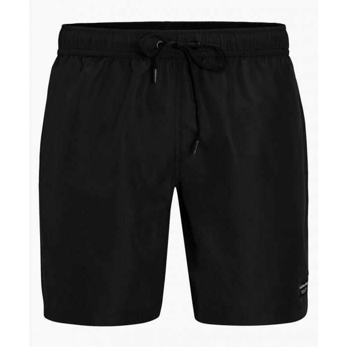 Image for Sebastian black swim shorts