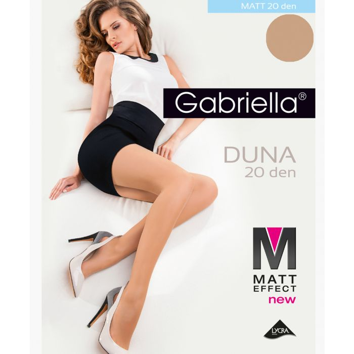 Image for Nude 20 denier tights
