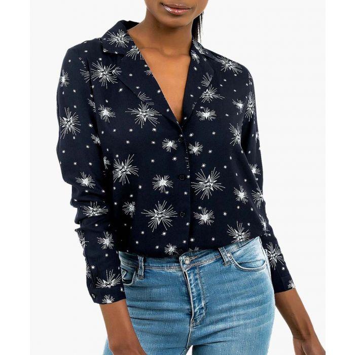 Image for Stars navy shirt