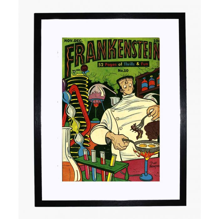 Image for Frankenstein 10 framed print