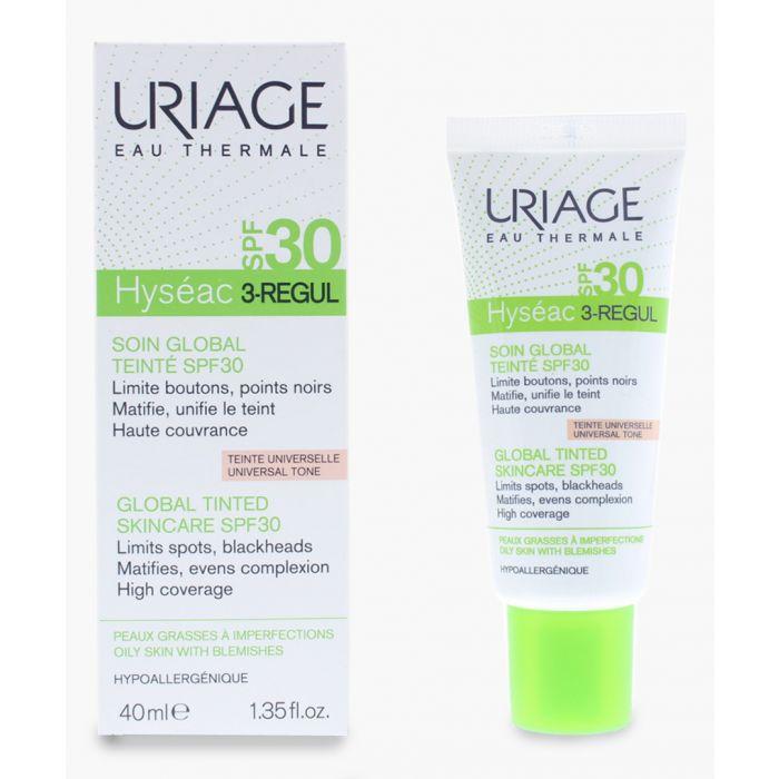 Image for Hyseac global tinted spf30 40ml