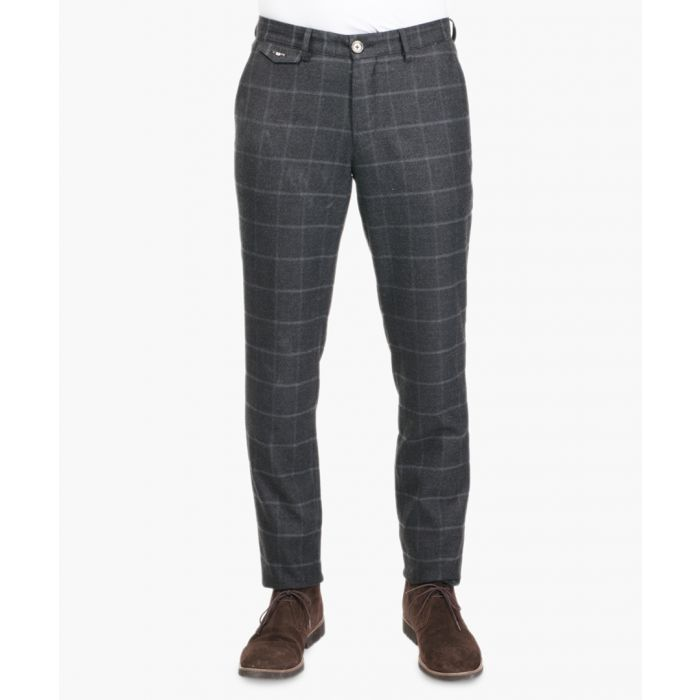 Image for Kucuva cotton blend trousers