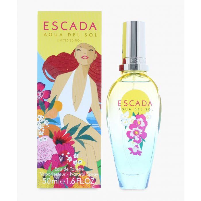 Image for Escada Agua Del Sol eau de toilette 50ml