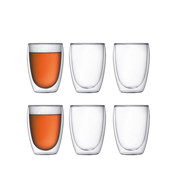 Image for 6pc glass 12oz
