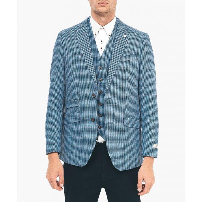 Image for Ocean cotton blend jacket