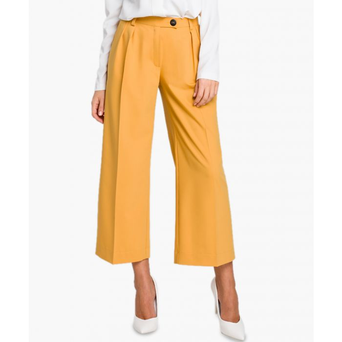 Image for Yellow trousers