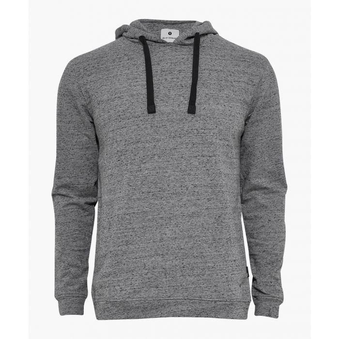 Image for Stretch-organic cotton blend hoodie