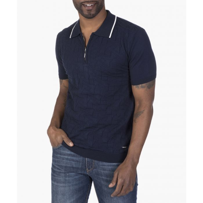 Image for Navy polo