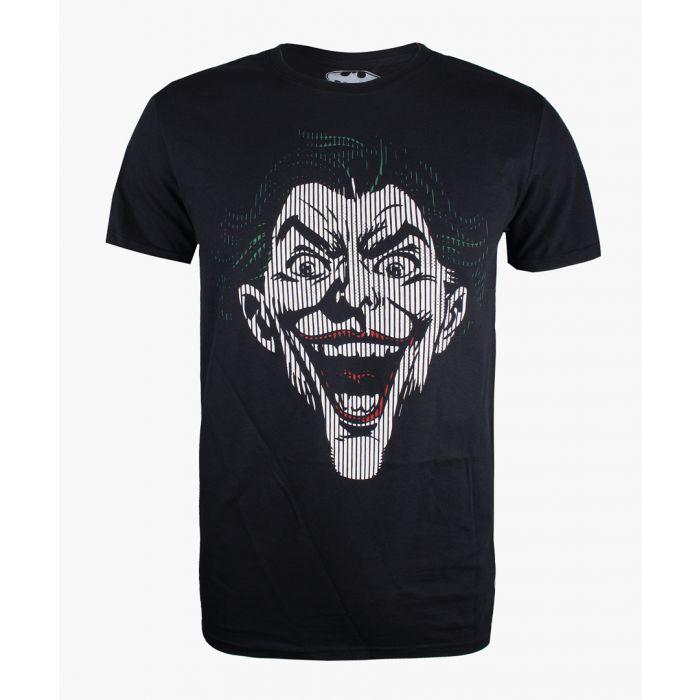 Image for Joker black cotton T-shirt