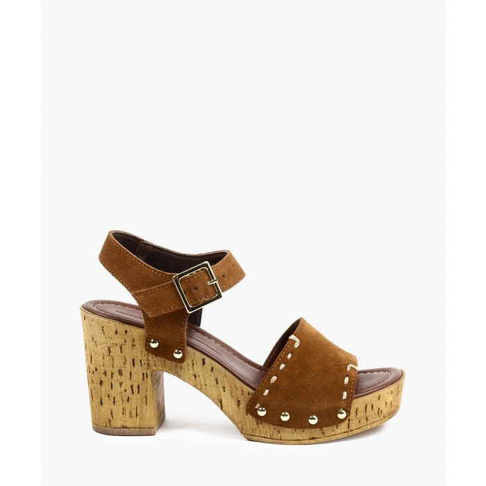 Image for Brown sandals