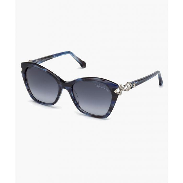 Image for Miniato blue sunglasses