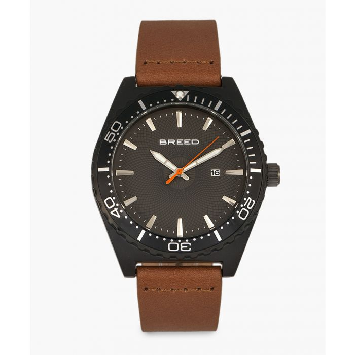 Image for Ranger leather analogue watch