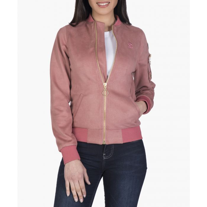 Image for Pink jacket