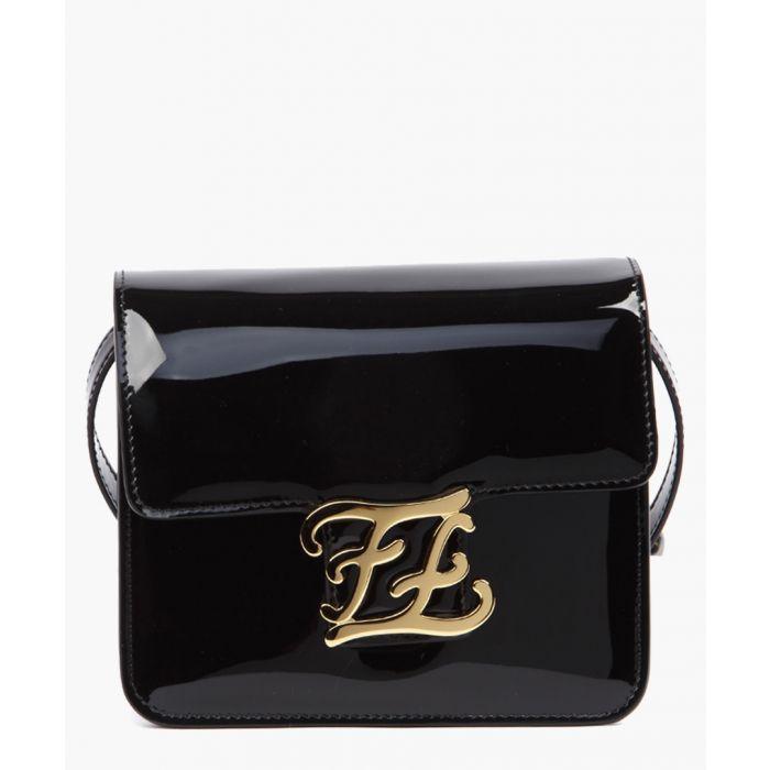 Image for Black karligraphy bag