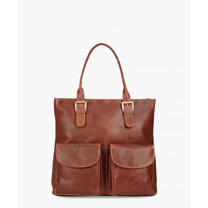 Image for Tan shoulder bag