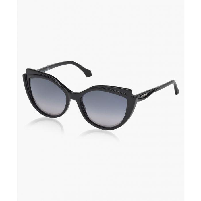 Image for Chianciano black sunglasses