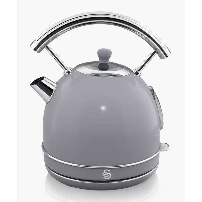 Image for Grey dome kettle 1.8L