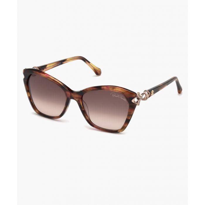 Image for Miniato brown sunglasses