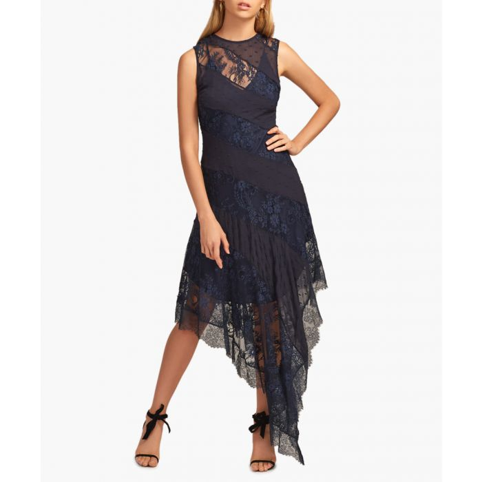Image for Navy Hold On Midi Dress